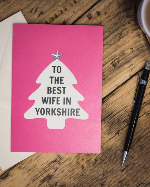 To the Best... Christmas Cards