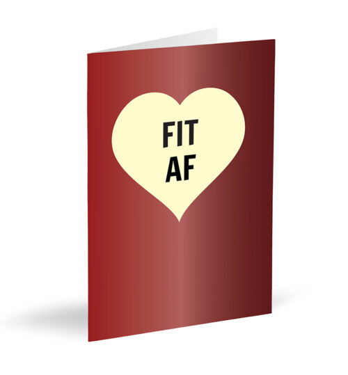 Ay Up Gorgeous Card
