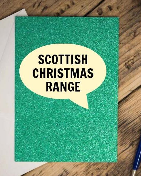 Scottish Christmas Cards